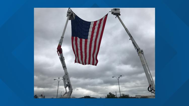Concho Valley shows support for law enforcement, first responders at Saturday events