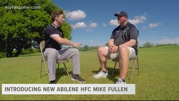 Introducing new Abilene High HFC Mike Fullen