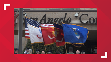 San Angelo Community Medical Center hosts Veterans Day ceremony