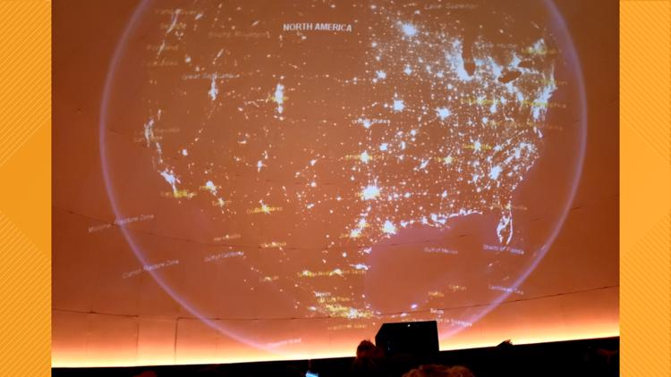 Angelo State University Planetarium reopens after a year away