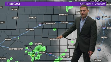 FORECAST: Hot and humid heading into Father's Day
