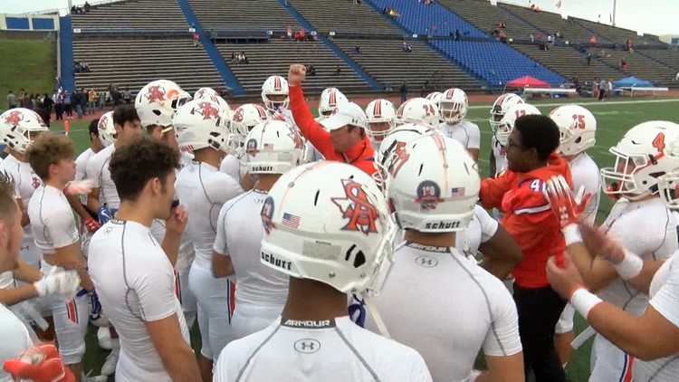 Central Bobcats have high hopes after starting spring football
