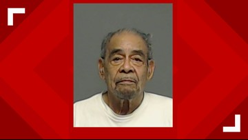 83-year-old man arrested by SAPD for meth possession