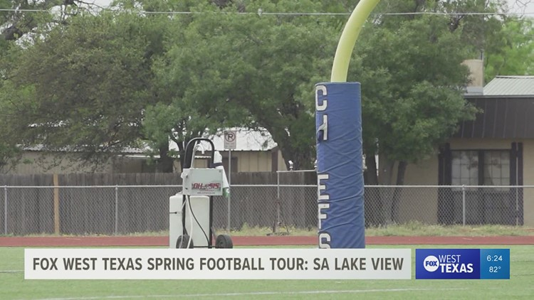 Lake View Football not participating in spring football this year