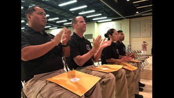 22 Cadets Graduate From The Concho Valley Council Of