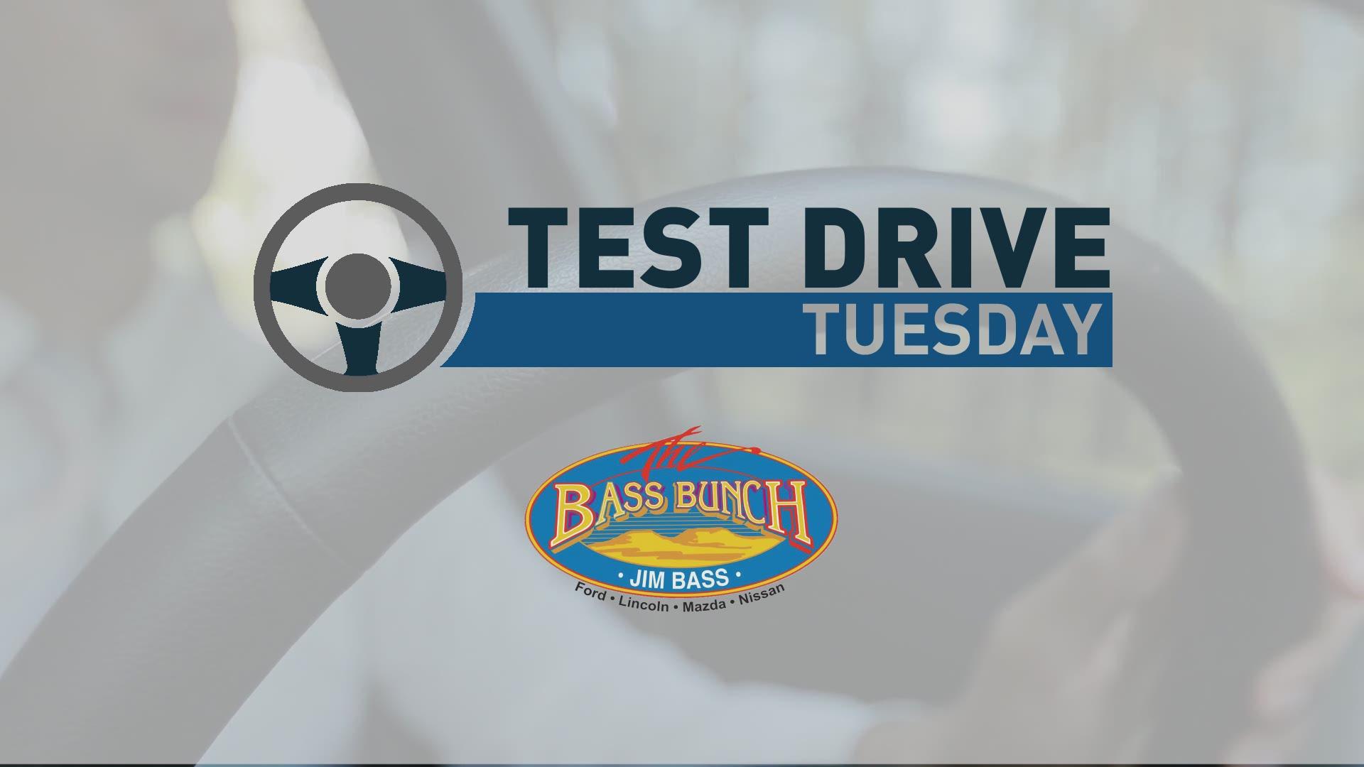 Test Drive Tuesday Explorer