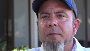San Angelo man opens up two months after his leg is severed in a boating accident on Lake Nasworthy