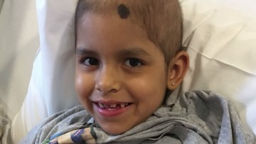 A San Angelo hero is changing the future of childhood cancer