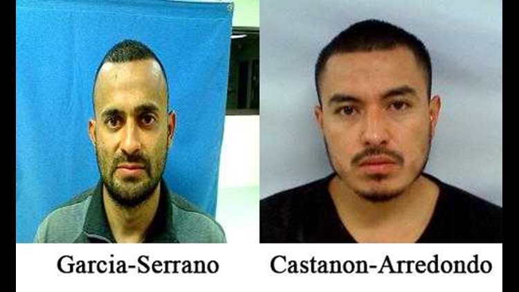 CBP: Del Rio Border Patrol Agents arrest two sex offenders who had previously been deported