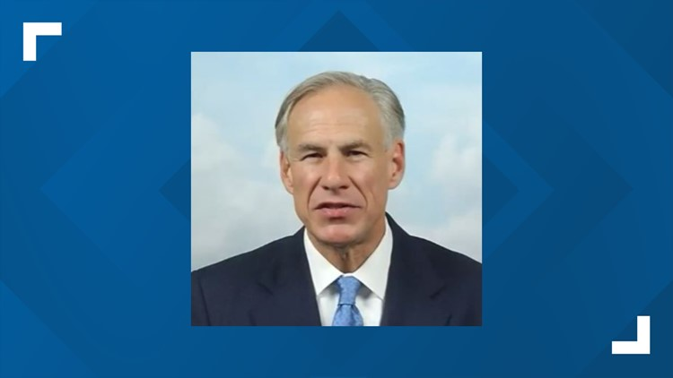 Gov. Abbott directs state emergency management to be ready for potential severe weather