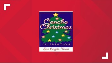 Concho Christmas Celebration River Light Tour kicks off Dec. 6 with soft opening