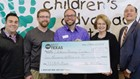 TEGNA foundation and FOX West Texas award $5,000 to help local child advocacy center