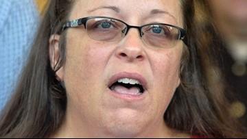 Kim Davis loses to Democrat Elwood Caudill Jr. in Rowan County Clerk race
