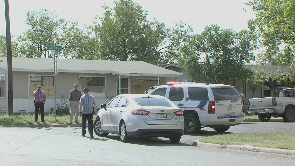 San Angelo Police: Stolen vehicle pursuit ends in arrest of suspects
