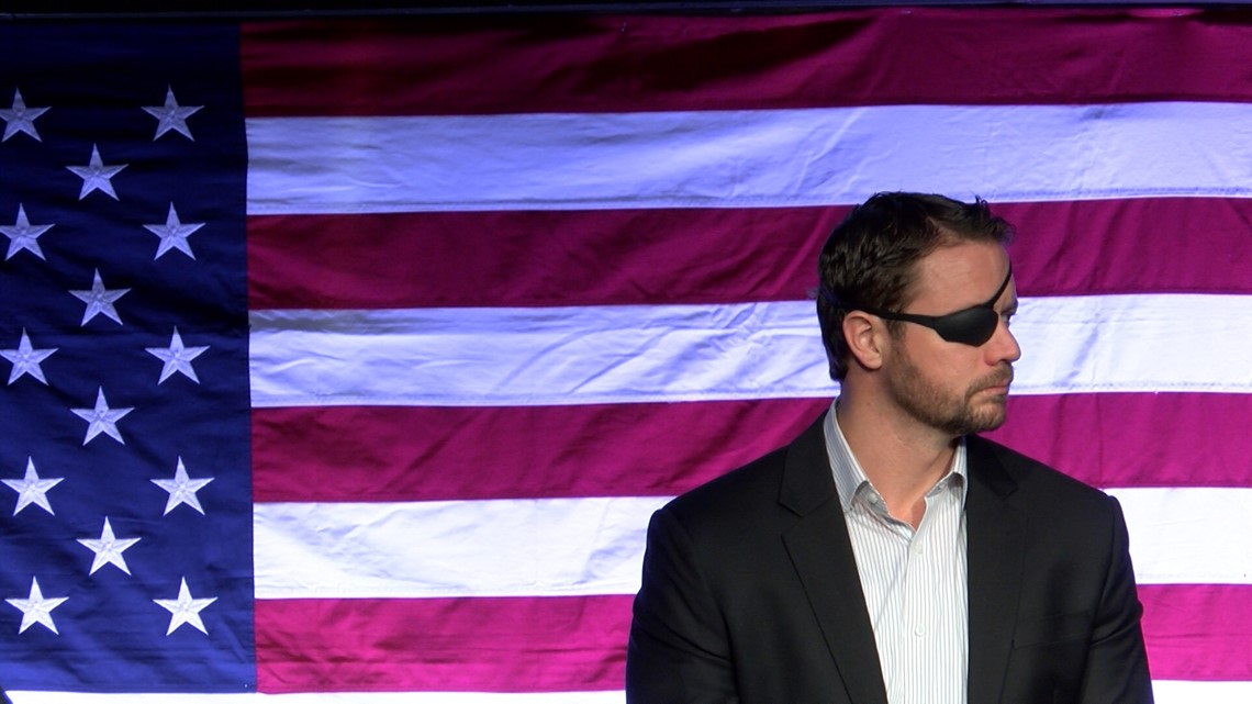 EXCLUSIVE: Dan Crenshaw speaks to FOX West Texas hours after SNL appearance