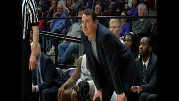 ACU's Joe Golding named Southland Conference Coach of the Year