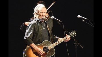 Kris Kristofferson to headline 2019 Outlaws and Legends Music Fest