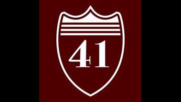"Texas A&M varsity players will wear ""41"" tribute helmets/patches"