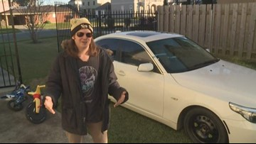 She smashed his BMW and left a 3-page rant; But it was the wrong car