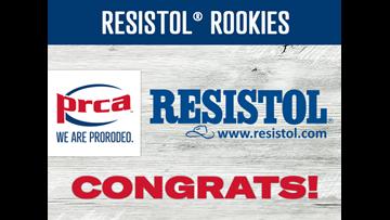 Ty Harris named Resistol Tie-down Roper Rookie of the Year