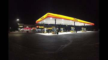 Sonora has a new travel stop