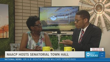 NAACP to host senatorial town hall with Sen. Charles Perry
