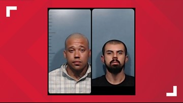 Two arrested by Abilene Police on fraud, drug charges
