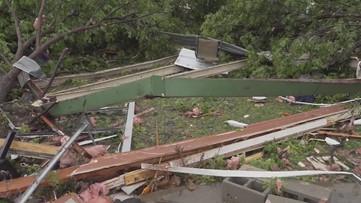 Ballinger tornado: One year later
