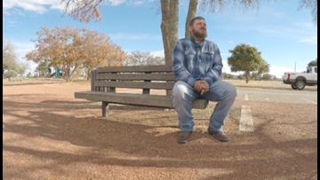 West Texas veteran speaks out on PTSD