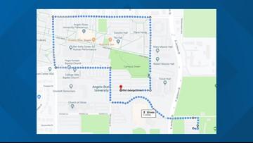 Rams' homecoming parade headed back to ASU campus