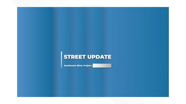 Southwest Blvd. construction delayed until September