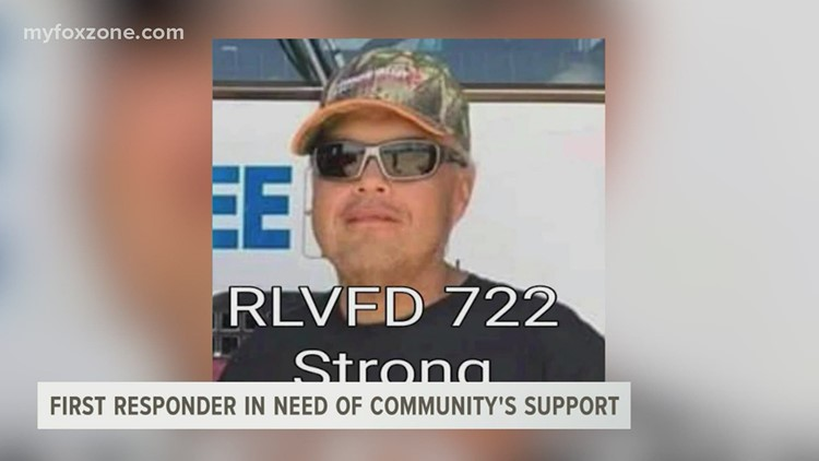 Coke County first responder in need of the community's support
