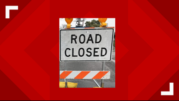 Abilene drivers should expect lane closures when traveling on Ridgemont