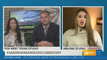 Trending: Aaron Hernandez documentary