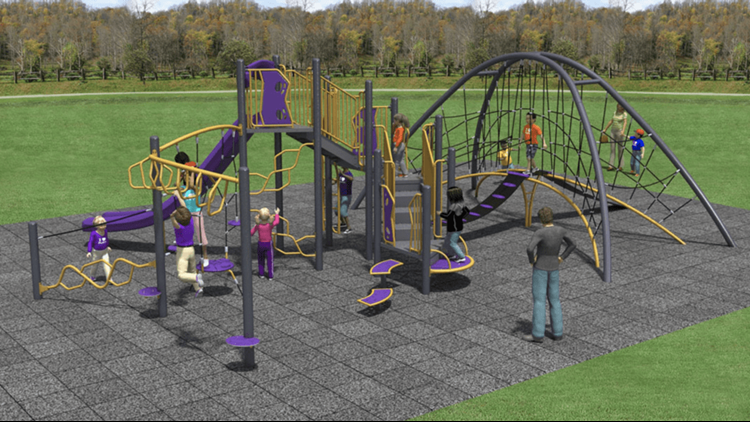 Wiggins Park in Brownwood to receive a $50,000 face-lift park improvement project