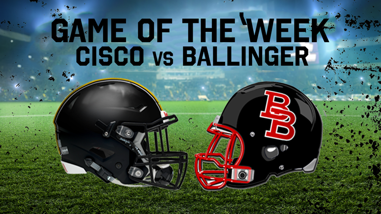Game of the Week: Cisco at Ballinger