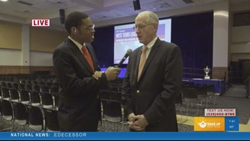 Rep. Mike Conaway talks retirement and West Texas legislative summit