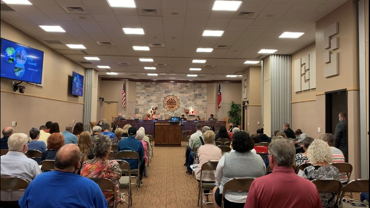 Community members voice concerns to San Angelo City Council on sanctuary for the unborn