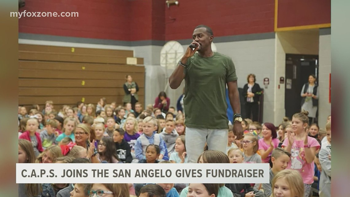 C.A.P.S. joins San Angelo Gives for the first time