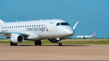 American Airlines adds morning flight from San Angelo airport