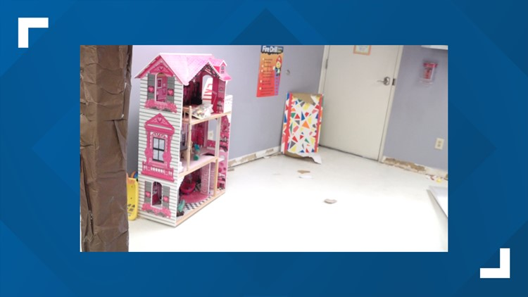 The Family Shelter of San Angelo is in limbo after damages from Winter Storm Uri