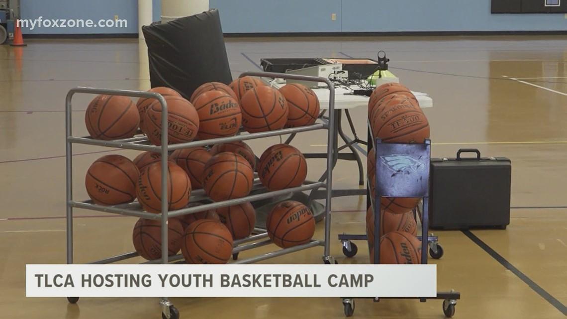 TLCA hosting youth basketball camp this week