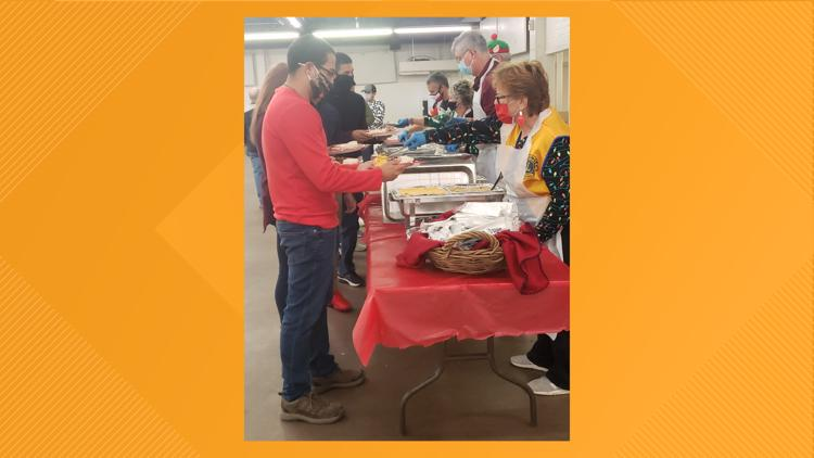 'Home Away from Home' event held for active duty Goodfellow personnel