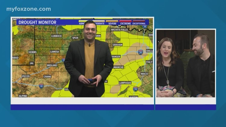 FRIDAY FORECAST: Rain likely to start the weekend
