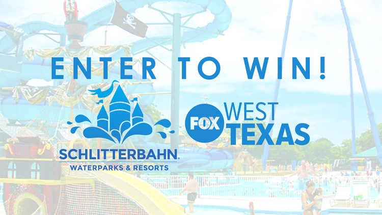 Enter to win a family four-pack to Schlitterbahn