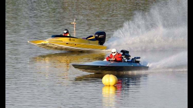 Showdown in San Angelo drag boat races is a must do in West Texas