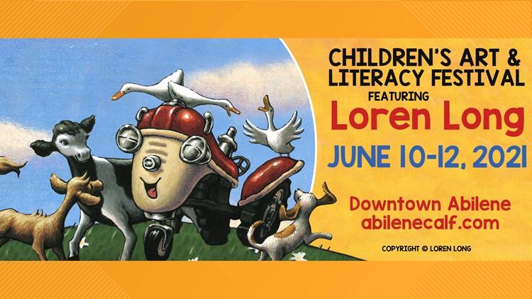 Abilene Children's Art & Literacy Festival begins Thursday