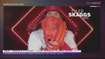 Major League Baseball pitcher found dead in Texas
