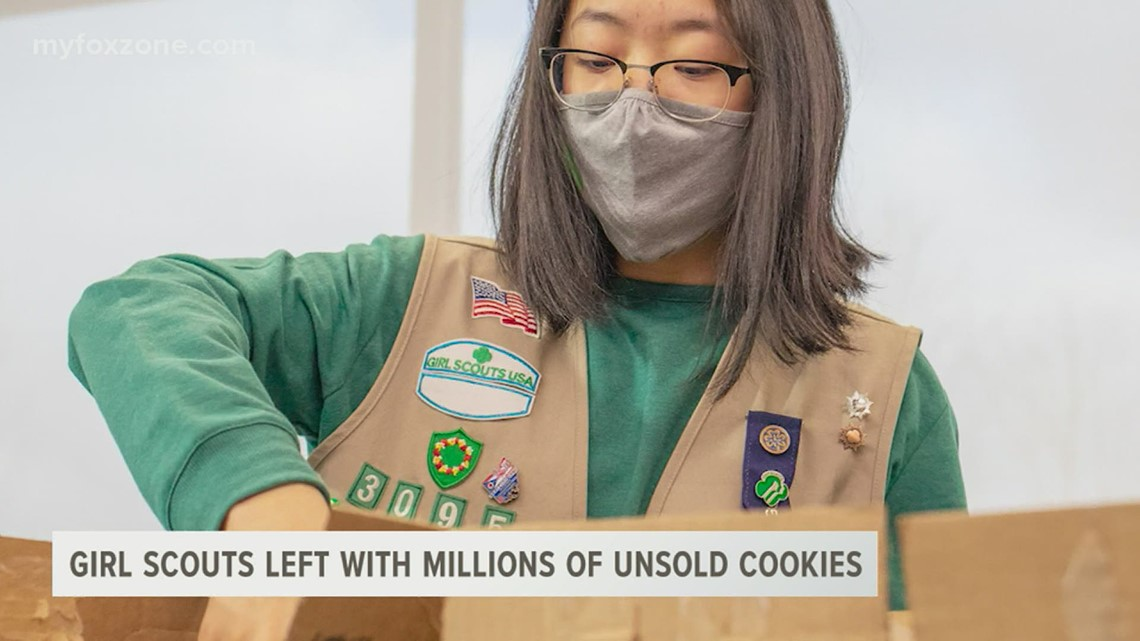 Girl Scouts of Central Texas saw a slight drop in cookie sales and members in 2021