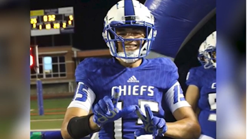 Lake View's Johnny Espinosa commits to play at West Texas A&M